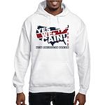 Herman Cain Hooded Sweatshirt