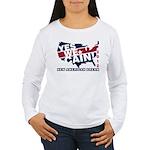 Herman Cain Women's Long Sleeve T-Shirt