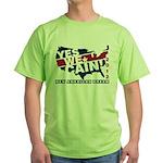 Herman Cain Green T-Shirt