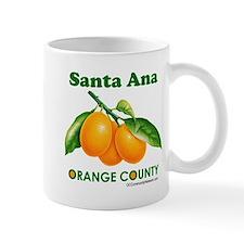 Santa Ana, Orange County Small Mug