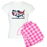 Herman Cain Women's Light Pajamas