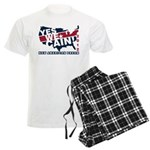 Herman Cain Men's Light Pajamas
