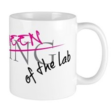 QueenoftheLab Mugs