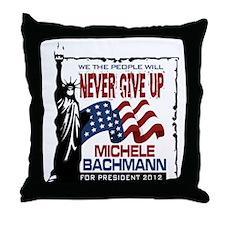 Bachmann Throw Pillow