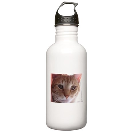 Mr. Munchkin Face Stainless Water Bottle 1.0L