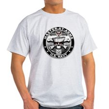 USN Master-At-Arms Skull MA T-Shirt