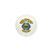 Army National Guard - California Mini Button (10 p
