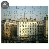 Paris Apartments and Eiffel T Puzzle
