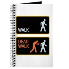Walk/Dead Walk Zombie Journal