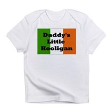 Daddy's Hooligan Flag Infant T-Shirt