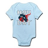 Infant HOU DAT Bodysuit
