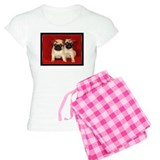 Christmas Pug Puppies pajamas