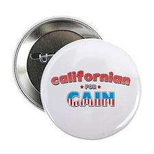 "Californian for Cain 2.25"" Button"