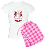 Cute Family crest pajamas