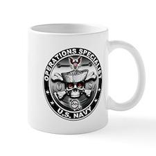 USN Operations Specialist Sku Mug
