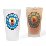 Alpert Age Defying LOST Drinking Glass