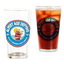 Alpert Age Defying LOST Drinking Glass