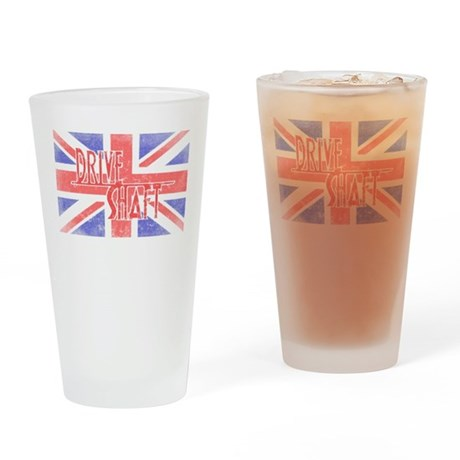Drive Shaft Vintage Drinking Glass