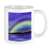 DOUBLE RAINBOW MOSAIC PICTURE Mug