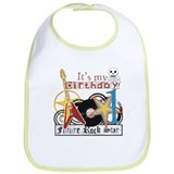 1st Birthday Future Rockstar Bib