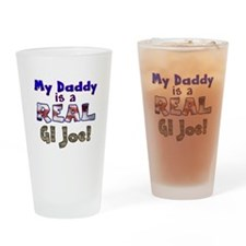 Real GI Joe Drinking Glass