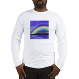 DOUBLE RAINBOW MOSAIC PICTURE Long Sleeve T-Shirt