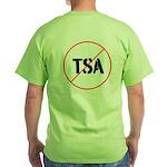 End TSA Tyranny Shirt, Designs Front & Back