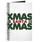 Santas Xmas Journal