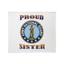 NG pride - sister Throw Blanket