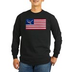 Dino USA Long Sleeve Dark T-Shirt