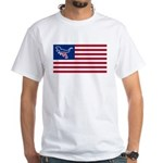 Dino USA White T-Shirt