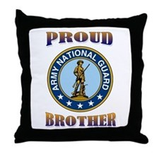 NG pride - brother Throw Pillow