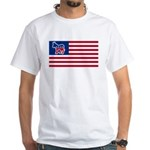 Democrat White T-Shirt