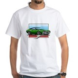 Green BT 68 Cutlass Shirt