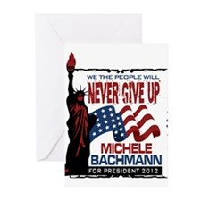 Michele Bachmann Greeting Cards (Pk of 20)