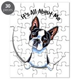 Boston Terrier IAAM Puzzle