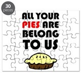 All Your Pies Are Belong To U Puzzle