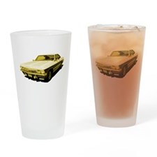 Chevy Impala Drinking Glass