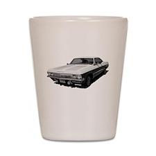 Chevy Impala Shot Glass