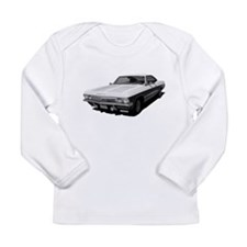 Chevy Impala Long Sleeve Infant T-Shirt