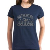 Swimming Coach Tee