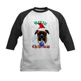 Wonderful-Christmas Boxer Dog Tee