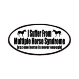 Multiple Horse Syndrome Patches