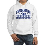 Swimming Instructor Jumper Hoody