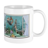 A Mermaids World Small Mug
