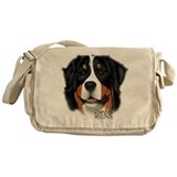 Cool Working dog Messenger Bag