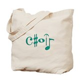Choir Tote Bag