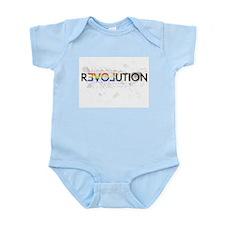 Cute Gay lesbian bi transgender Infant Bodysuit