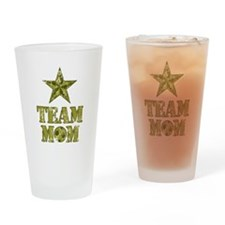 Soccer Team Mom - General Star Drinking Glass