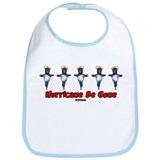 The Hurricane Voodoo Doll Bib